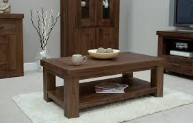 Walnut Living Room Furniture Bordeaux Solid Walnut Coffee Table Oak Furniture Uk