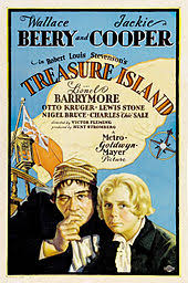 treasure island  film edit