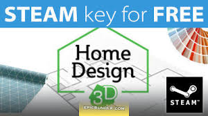 steam key for free home design 3d how to get the free game