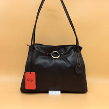 gigi soft leather bag 4323g black