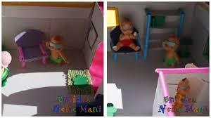 Mobili Per La Casa Delle Bambole : Mobili per bambole in legno lo studio miniatura