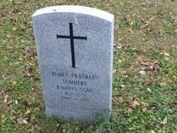 Sgmn James Franklin Summers (1903-1993) - Find A Grave Memorial
