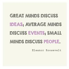 Great small quotes