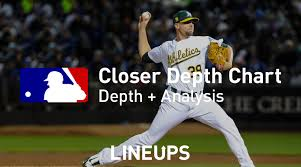 Mlb Closer Depth Chart 2019