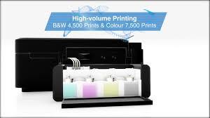 Epson L130 Inktank Printer Youtube