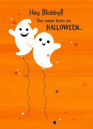 Happy Halloween Birthday Ecard Happy Halloween Birthday