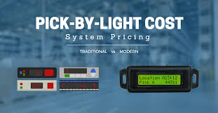 Light Cost Pick By Light System Cost