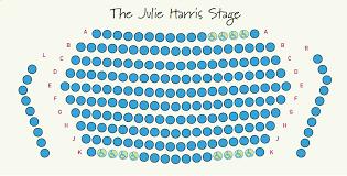 Seating Chart Julie Harris Stage Wellfleet Harbor Actors