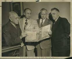 1948 PRESS PHOTO Harold Seaman, Martin Snyder, Duane Payne, Dr. William  Lamers - £16.39 | PicClick UK