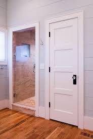 4 panel shaker style door paint grade