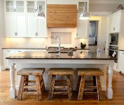 Image of: Concept Kitchen Island with Bar Stools