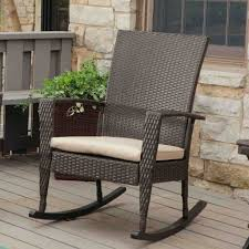 2018 rocking chairs for outside intended for livingroom cool patio rockings canada canadian tire wicker