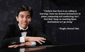Bright Young Things: Tengku Ahmad Irfan | Tatler Malaysia