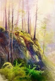 138 Best Steve Hank U0027s Watercolor Paintings Images On Pinterestl