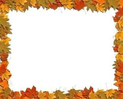 Free Fall Powerpoint Free Fall Templates Border Leaves Clip Art Classroom Download Autumn
