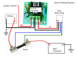 amp meter wiring diagram amp wiring diagrams ameter diagram amp meter wiring diagram