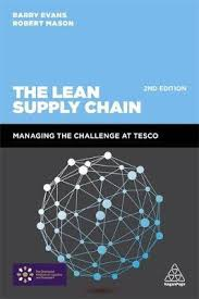 The Lean Supply Chain Barry Evans 9780749482060