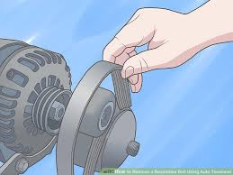 3 Ways to Quiet a Noisy Fan Belt   wikiHow moreover How to Remove a Serpentine Belt Using Auto Tensioner  13 Steps furthermore Alternator Connector Removal Images   Diagram Writing S le IDeas together with  furthermore How to Replace an Intake Manifold Runner Control Valve 96 Ford likewise How to Remove a Serpentine Belt Using Auto Tensioner  13 Steps besides  also How to Replace a Crankshaft Position Sensor   YourMechanic Advice further How to Replace a Crankshaft Position Sensor   YourMechanic Advice moreover How to Remove a Serpentine Belt Using Auto Tensioner  13 Steps likewise 100    Ford Focus Se How Much To Replace An Alternator On 2006 For. on change an alternator steps with pictures wikihow what are the sizes to top bolts of on a ford repment for 2000 taurus serpentine belt diagram
