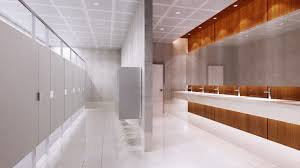 Bathroom Partition Simple Restroom Requirements For Commercial Buildings Scranton Products