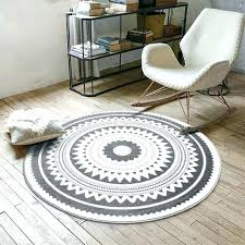 play area rugs gray series round carpets for living room computer chair rug children childrens playroom