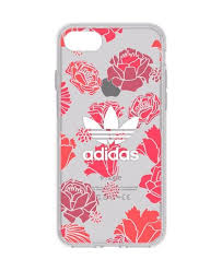 iphone 7 cases clear. adidas original clear case for iphone 7 plus - bohemian red iphone cases o