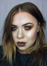 90s grunge makeup by kayleigh ashman
