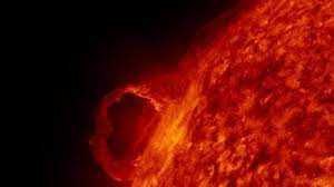 Solar Eruptions 2021: Are they as ...