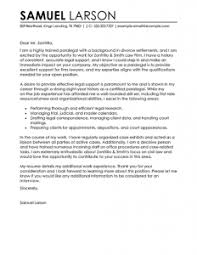 Best Ideas Of Inspirational Cover Letter For Paralegal Position 44