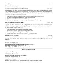 Sample Engineering Management Resume Mechanical Design Engineer Resume Sample Resume Samples 2