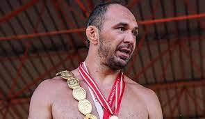 Ali Gürbüz kimdir, kaç yaşında? Ali Gürbüz nereli, kaç yıldır güreş  yapıyor? - Spor Haberleri - Güreş