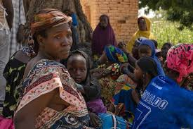 Mali faces significant security challenges. Central Mali No Choice But To Flee Msf