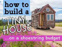tiny houses cost. The Appliances In My Tiny House Alone Cost Over $10,000! A Home Built On Shoestring Budget Would Have To Be Frugal With Their Choices. Houses S