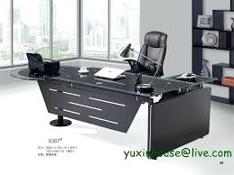 executive glass office desk. Commercial Office Furniture For Your Business Units My Design . Top Desks Executive Glass Desk