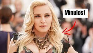 Madonna Zásadně Změnila Image Blond Vlasy Jsou Pryč Evropa 2