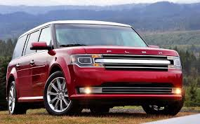 new car releases of 20152015 Ford Flex  last year Flex named like the best family car