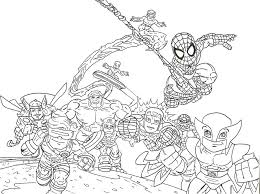 Superhero Coloring Pages Superhero Coloring Pages Superheroes