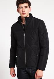 Selected Homme Men Jackets SHDVANCOUVER - Light jacket - black ... & ... Selected Homme Men Jackets SHDVANCOUVER - Light jacket - black,selected  quilted jacket,Big ... Adamdwight.com