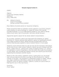 Unemployment Appeal Letter Template Proof Of Employment