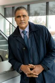 Rick Fox on Morning Show Mysteries: Death by Design ...