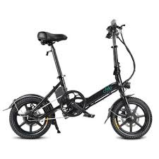 [eu direct] <b>fiido d3</b> 7.8ah 36v 250w 14 inches <b>folding</b> moped bicycle ...
