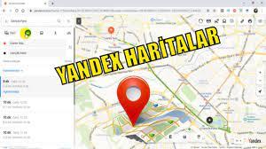 Yandex Haritalar Nasıl Kullanılır (Navigasyon, Sokak Görünümü ve diğer  özellikleri) - YouTube