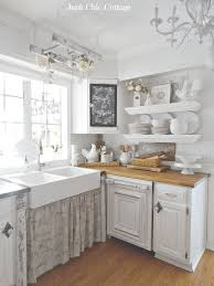 Best Shabby Chic Kitchen Decor Ideas And Designs For Cabinets
