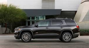 2018 gmc acadia limited.  gmc battling in a competitive segment the 2018 gmc acadia must perform  delicate balancing act offering consumers good value and feature set with gmc acadia limited