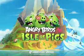 Angry Birds AR: Isle of Pigs slingshots onto Android - PhoneArena