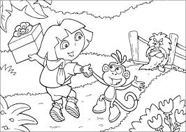 Dora Coloring Pages Dora Coloring Pages Online Color Page Inspiring
