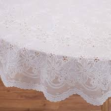 vinyl lace tablecloth crochet vinyl lace tablecloth walter drake round plastic lace tablecloth