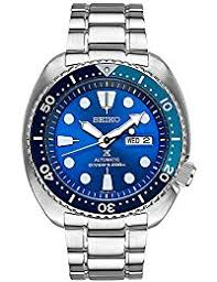 amazon co uk seiko watches seiko mens watch prospex divers automatic new turtle limited edition blue lagoon