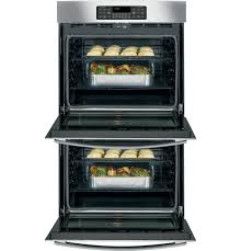 Gas Double Oven Wall Gear 30 Built In Double Wall Oven Jt3500sfss Ge Appliances