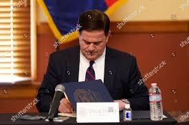 Arizona Gov Doug Ducey signs election ...