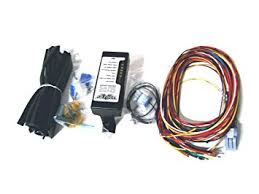 amazon com ultima complete wiring harness kit for harley davidson ultima complete wiring harness kit for harley davidson